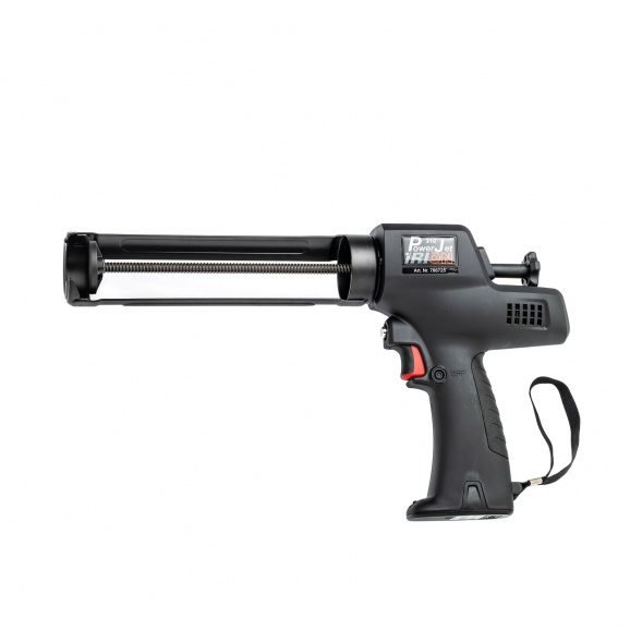 Акумулаторен пистолет за силикон IRION Powerjet-Li 310, 7.4V, 1.3Ah, Li-Ion, 310мл