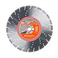 Диск диамантен HUSQVARNA VARI-CUT S45 400x4.0x25.4мм, за бетон и строителни материали, сухо и мокро рязане