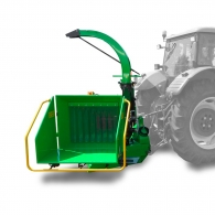Дробилка за дърва и клони LASKI LS 150 T - за трактор, 160мм, 1000об/мин, 30-50к.с.