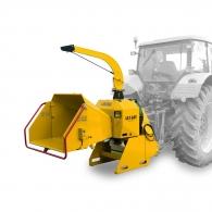 Дробилка за дърва и клони LASKI LS 160 T (1000) - за трактор, 160мм, 1000об/мин, 30-55к.с.