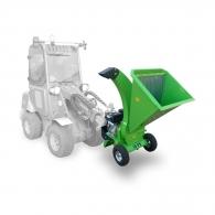 Дробилка за дърва и клони LASKI LS 95/CH – към трактор, 80мм, 429cм3, 14к.с, 10kW