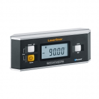 Електронен нивелир LASERLINER MasterLevel Compact Plus, 15.2cm, 0-90°, ± 0.1, Bluetooth