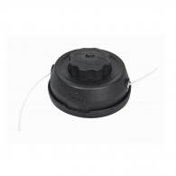 Глава за косене RAIDER ф2.4мм, за косене на трева и тънки плевели, LH RD