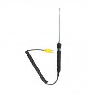 Кабел със сонда за температура LASERLINER ThermoSensor Tip, 165мм, за термометър, -50°C +800°C