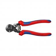 Клещи секачи KNIPEX ф4.0-6.0/160мм, CrV, двукомпонентна дръжка