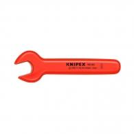 Ключ гаечен едностранен KNIPEX 14мм, CrV, изолиран 1000V