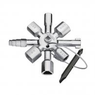 Ключ за електроразпределително табло KNIPEX 92мм, 1.0x7мм, PH2