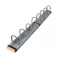 Кутия за чакаща арматура NEVOGA ф10/130мм, за съединяване на сглобяеми бетонови елементи