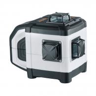 Линеен лазерен нивелир LASERLINER PrecisionPlane-Laser, 3 лазерни линии, точност 1.5mm/10m, автоматично