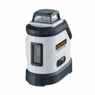 Линеен лазерен нивелир LASERLINER SuperLine-Laser 360°, 2 лазерни линии, точност 3.5mm/10m, автоматично