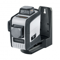Линеен лазерен нивелир LASERLINER SuperPlane-Laser 3D, 3 лазерни линии, точност 3.5mm/10m, автоматично