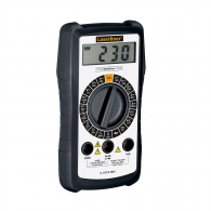 Мултиметър дигитален LASERLINER MultiMeter, V/AC: 0.002-250V ±1.0-1.2%, V/DC: 0.2-250V ±0.8-1.0%