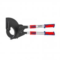 Ножица за кабели KNIPEX 680мм, ф100мм, автоматична, двукомпонентна дръжка