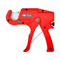 Ножица за PVC тръби KNIPEX Pipe Cutters ф35мм