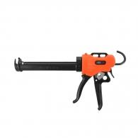 Пистолет за силикон IRION Ексепт 310, 310мл, червен/оранжев, метален