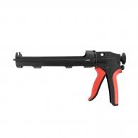 Пистолет за силикон IRION HPS44, 310мл, червен/черен, пластмасов