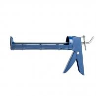 Пистолет за силикон IRION HS60, 310мл, син, метален
