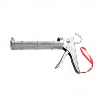 Пистолет за силикон IRION HS80, 310мл, сив, метален