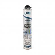 Полиуретанова пяна TKK Tekapur Universal, 750гр, пистолетна, лятна (над +5°C)