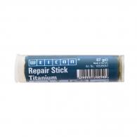 Ремонтен стик WEICON 57гр.-титаний, за постоянен и износоустойчив ремонт и залепване на метални части