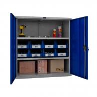 Шкафове за инструменти PROMET TC1095 002000, с два рафта, 200кг. товароносимост