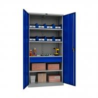 Шкафове за инструменти PROMET TC1995 004010, с четиери рафта, едно чекмедже, 500кг. товароносимост