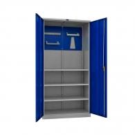 Шкафове за инструменти PROMET TC1995 023000, с екран, три рафта, 500кг. товароносимост