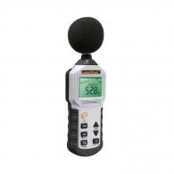 Шумомер LASERLINER SoundTest-Master, обхват от 30 до 130dB, точност ± 1.5dB