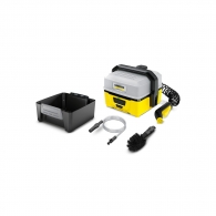 Уред за мобилно почистване KARCHER OC 3 + Adventure, 6V, 7.5Ah, Li-Ion, 4л. резервоар, 2л/мин, 15мин за работа