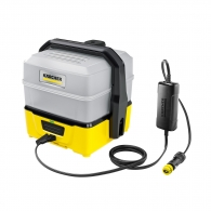 Уред за мобилно почистване KARCHER OC 3 Plus Car, 6V, 7.5Ah, Li-Ion, 7л. резервоар, 2л/мин, 15мин за работ
