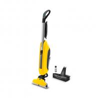 Уред за почистване на подове KARCHER FC 5, 220V, 460W, 200/400мл, 300мм, 60м2