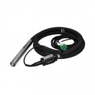 Виброигла високочестотна SIRTE VS600, 42V-200Hz, ф50х4000мм, захранващ кабел 10м, капацитет ~ 12м3/ч
