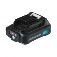 Батерия акумулаторна MAKITA BL1021B, 12V, 2.0Ah, Li-Ion