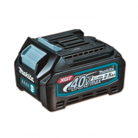 Батерия акумулаторна MAKITA XGT BL4025, 40V, 2.5Ah, Li-Ion