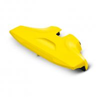 Капак на смукателната глава KARCHER жълт, за FC 5