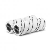 Комплект ролки микрофибърни KARCHER 300мм-сиви, за универсално почистване, за FC 3, FC 5 и FC 7