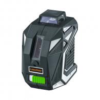 Линеен лазерен нивелир LASERLINER X1-Laser, 2 лазерни линии, точност 2.0mm/10m, автоматично
