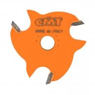 Нут фрезер CMT D=47.6мм, I=5.0мм, P=2.86мм, B=8мм, HW, Z3, RH