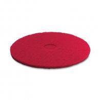 Пад червен KARCHER 356мм, средно мек, за B 75 W, B 90 R, BD 70/75 W