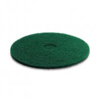 Пад зелен KARCHER 356мм, средно твърд, за B 75 W, B 90 R, BD 70/75 W