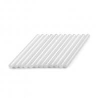 Патрони бели за топло лепене DREMEL GG01 ф7х100мм 12броя, комплект 12бр, в кутия