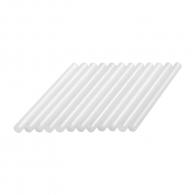 Патрони бели за топло лепене DREMEL GG02 ф7х100мм 12броя, комплект 12бр, в кутия