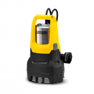Помпа потопяема KARCHER SP 7 Dirt Inox, 750W, 230V, Q=258l/min, H=8-7m, 1 1/2