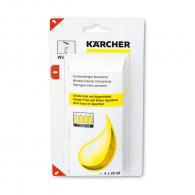 Препарат за прозорци - концентрат KARCHER RM 503 20мл/4броя, за стъкло, врати и прозорци, огледала, душ-кабини и др