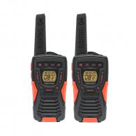 Радиостанция Cobra Walkie Talkie Two Way Radio AM1035, 12км обхват, захранване 3 x AAA
