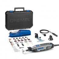 Шлайф прав DREMEL 4300-3/45EZ, 175W, 5000-35000об/мин, ф0.8-3.2мм