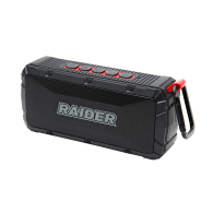 Тонколона преносима с Bluetooth RAIDER RD-PBS01, 2x5W, Li-Ion, 2.2Ah