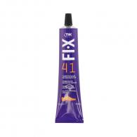 Универсално контактно лепило TKK FIX 41 125мл, влагоустойчиво, течно, неопрен
