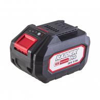 Батерия акумулаторна RAIDER RDP-R20 20V 6.0Ah, 20V, 6.0Ah, Li-Ion