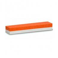 Брус за коса STIHL 100х13х25мм, бял, оранжев за заточване на сърпове, коси и ножове